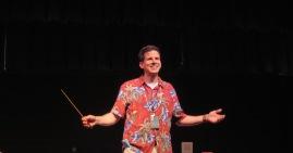 Mr. Jeff Whalen the teacher.